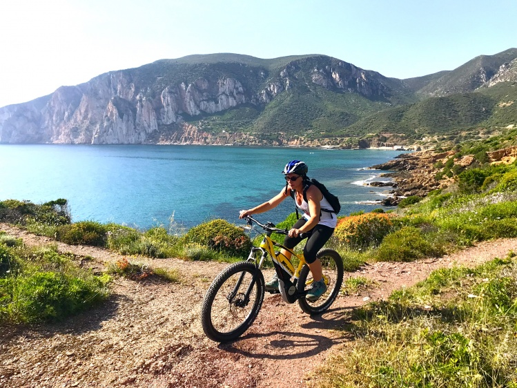 TRIPS and EXCURSIONS IN E-MOUTAIN-BIKE
