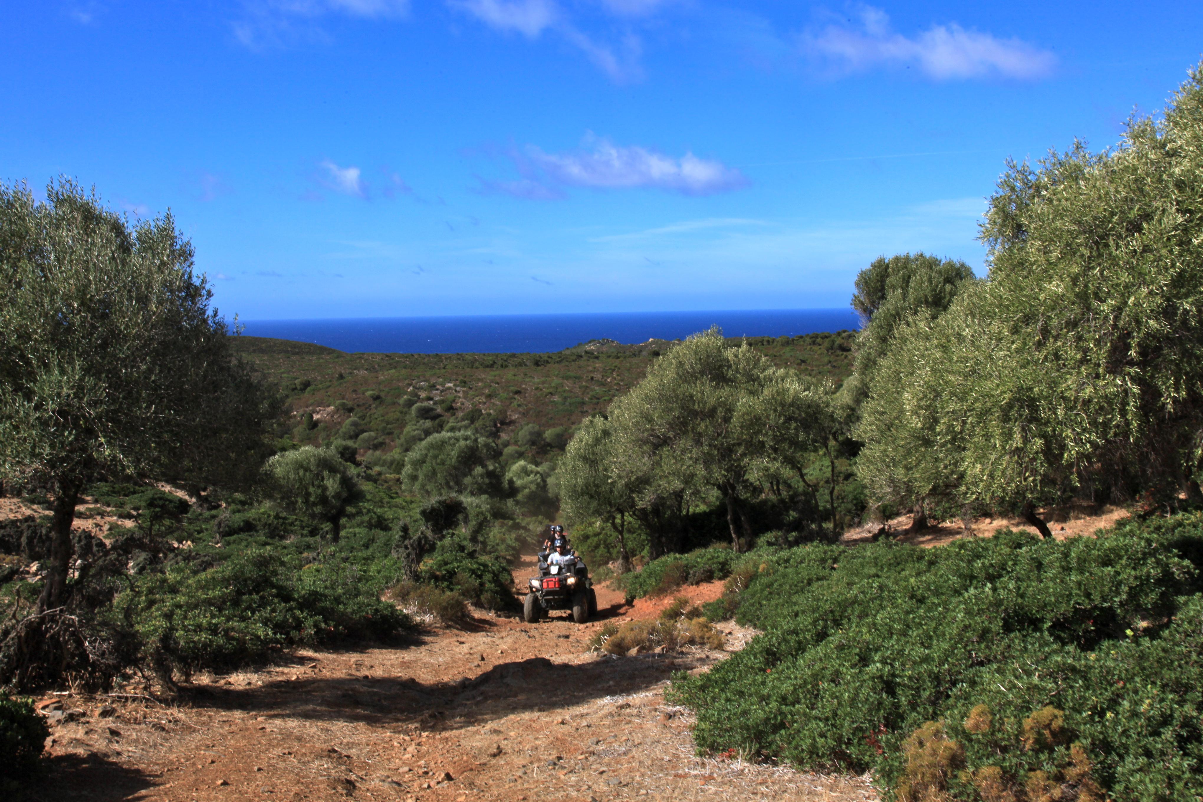 Tour Quad/SSV dal 21 al 26 Ottobre nel Sud Ovest della Sardegna