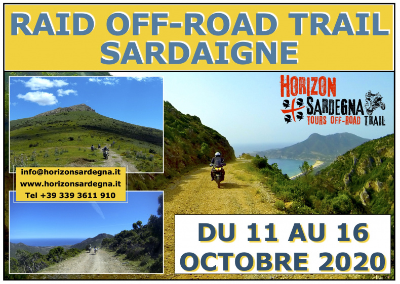Maxi Enduro Tour - 28 October to 2 November